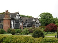 Speke Hall and gardens © bmjames