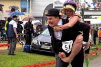 Wife Carrying © Visit Lakeland