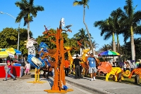 Coconut Grove Arts Fest © Bob B. Brown