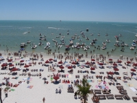 Spring Break at Fort Myers Beach © Beachfront Solutions