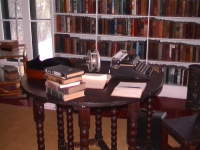 Hemingway's Writing Desk © squirrelist
