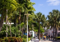 Lincoln Road Mall, Miami © Ed Webster