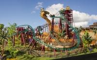 Cobras Curse at Busch Gardens Tampa Bay © Busch Gardens