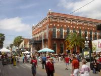 Ybor City © Bobak Ha'Eri