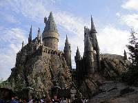 Hogwarts Castle © The Conmunity - Pop Culture Geek