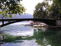 Pont des Amours, Annecy ©