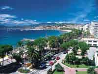Bay of Cannes, La Croisette