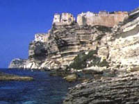 Bonifacio, Corsica ©