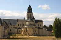 Fontevraud Abbey © Niall Oakes