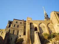 Mont St Michel Abbey ©