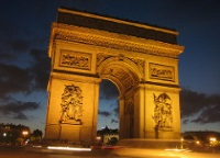 Arc de Triomphe de l'Etoile © Kieran Lynam
