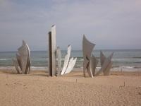 Omaha Beach Memorial © Gind2005