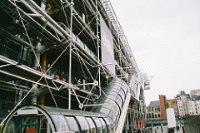 Pompidou Centre © Nina Jean