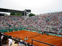 Roland-Garros stadium © Arnaud Clerget