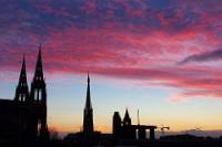 Rouen skyline © Frederic Bisson