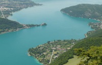 Lake Annecy © Guilhem Vellut