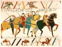 Bayeaux Tapestry © Saforrest