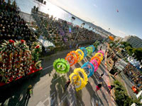 Nice Carnival © Nice Convention and Visitors Bureau