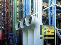 Pompidou Centre © Paris Tourist Office - Catherine Balet
