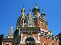 St Nicholas Russian Orthodox Cathedral © Jim McDougal