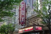 Fox Theatre © Broadway Tour