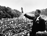 Martin Luther King Jr. © Public Domain