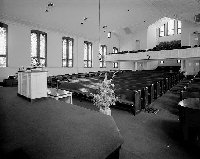 Ebenezer Baptist Church © Library of Congress