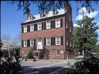 Davenport House, Savannah © Georgia Department of Industry, Trade & Tourism