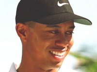 2005 winner Tiger Woods