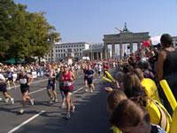 Berlin marathon ©