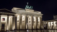 Brandenburg Gate © Ed Webster