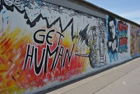 Berlin Wall East Side Gallery © Steffen Schmitz