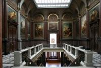 Hamburger Kunsthalle interior © Daniela Ziebell