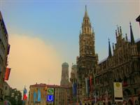 Vieqw from Marienplatz ©