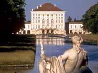 Munich Nymphenburg and Castle ©