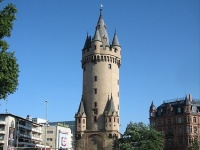 Eschenheimer Turm © chjab