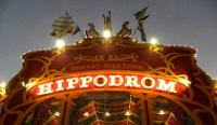 Hippodrom Tent at Oktoberfest © Jason Paris