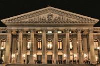 Munich opera house © Reinhard Kuchenbacker