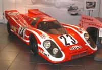 Porsche Museum © Benutzer Bran