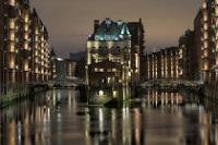 Speicherstadt by night © Alex Kulikov