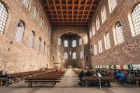 Basilica of Constantine © Christian Reimer