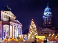 Christmas at Gendarmenmarkt ©