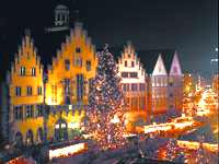 Frankfurt Christmas Market © Tourismus+Congress GmbH Frankfurt am Main
