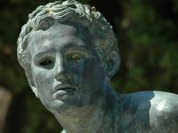 Hermes at Achilleion © Jennifurr-Jinx