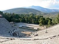 Epidaurus © Sharon Mollerus