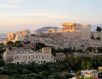 The Acropolis © Christophe Meneboeuf