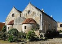 Monastery of Arkadhi © Bernard Gagnon