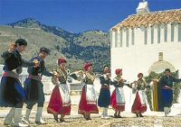 Traditional Greek Dancing ©  Erno Verhoeven