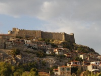 Molivos Castle