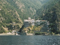 Mount Athos © makryba